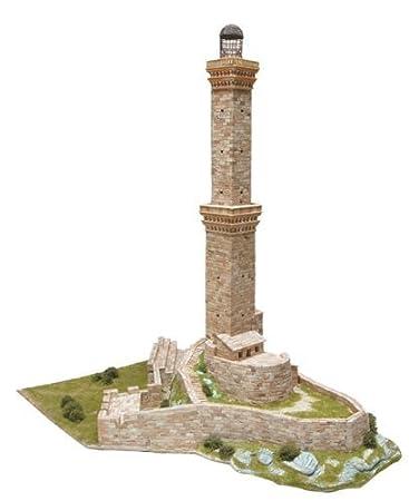 Maquette en céramique - Lanterna di Genova, Gènes, Italie