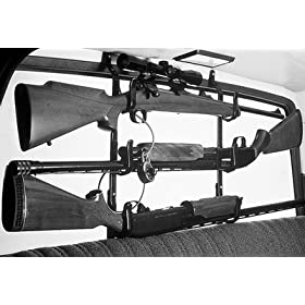 San Angelo #10070 3 Gun Locking Rack