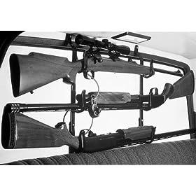 San Angelo #10070 3 Gun Locking Rack