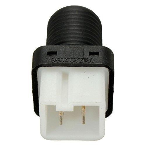 Luz - TOOGOO(R)Luz de freno Interruptor de parada de 2 Pin para Peugeot 206 306 307 106 405 406 453 411 Expertos