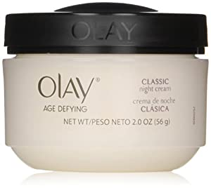 Olay Age Defying Night Cream 60ml (Pack of 2)