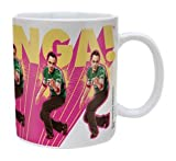 Big Bang Theory:Pink Ceramic Mug
