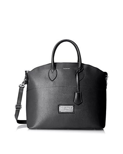 Valentino Bags by Mario Valentino Women's Bravia S Satchel, Black