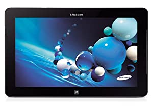 Samsung XE700T1C-A06UK 11.6-inch ATIV Smart Pro Convertible Laptop/Tablet (Black) - (Intel Core i5 3317UM 1.7GHz Processor, 4GB RAM, 128GB SSD, WLAN, BT, 2x Camera, Integrated Graphics, Windows 8)