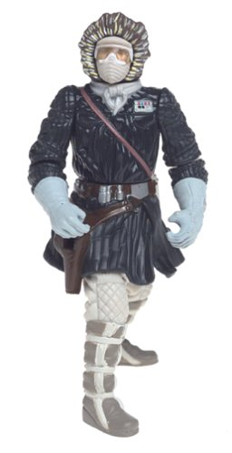 Star Wars The Empire Strikes Back Figure Han Solo Hoth RescueB0000DAS25
