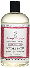 Deep Steep Bubble Bath, Passion Fruit…