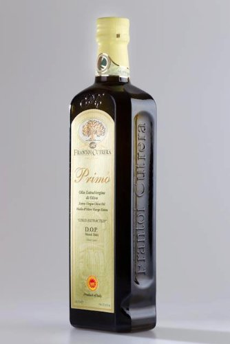 Primo Extra Virgin Olive Oil MONTI IBLEI D.O.P 24.5 fl oz.New Harvest 2012-2013 by 