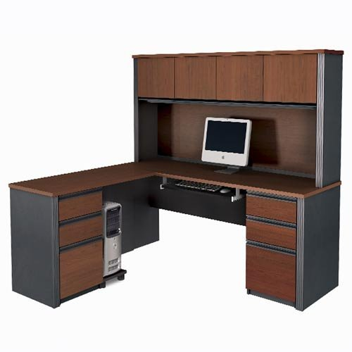 l shaped desk with hutch january 2012 if finding the best cheap l shaped desk with hutch our. Black Bedroom Furniture Sets. Home Design Ideas