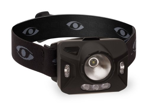 Gsm Outdoors Cyclops Cyc-Rng1Xp Ranger Cree Xpe Headlamp, 1-Watt, Black