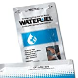 Conney WaterJel Sterile Burn Dressing, 4″ x 4″