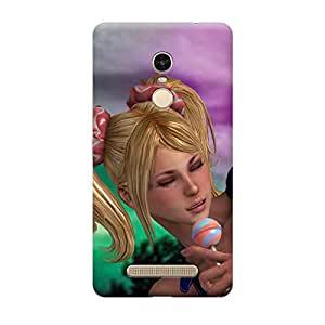 TransMute Premium Printed Back Case Cover With Full protection For Xiaomi Redmi Note 3 (Designer Case)