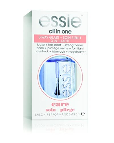 Essie Smalto Per Unghie All In One Base and Top Coat Transparent 13.5 ml