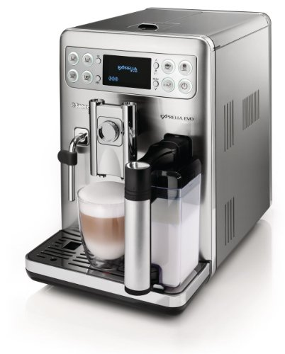 Lowest Price! SAECO HD8857/47 Philips Exprellia EVO Fully Automatic Espresso Machine