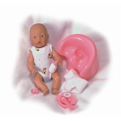 Zapf Creation 766026 - BABY BORN MINIWORLD Basic-Set,