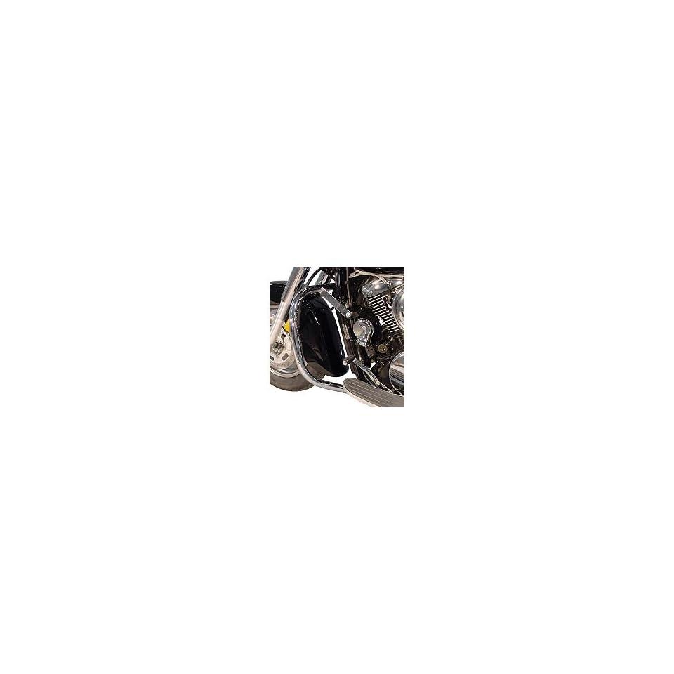 03 08 KAWASAKI VN1600A MC ENTERPRISES FULL ENGINE GUARD