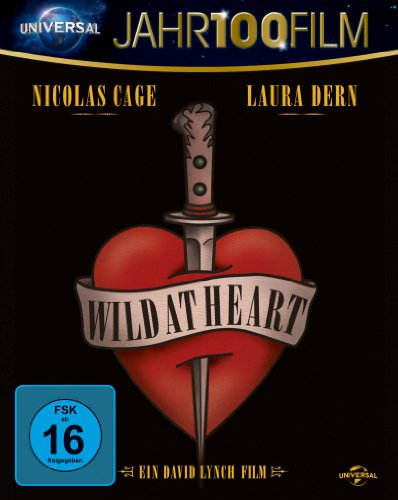Wild at Heart - Jahr100Film [Blu-ray]