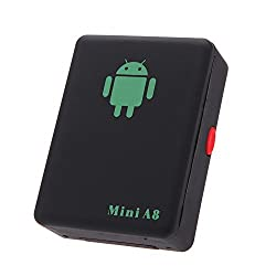 Andoer Mini A8 Global Real Time Tracker Locator Gsm 850 900 1800 1900mhz Gprs Tracking Device with SOS Button for Cars Kids Elder Pets