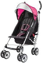 Summer 3D lite Convenience Stroller, Hibiscus Pink