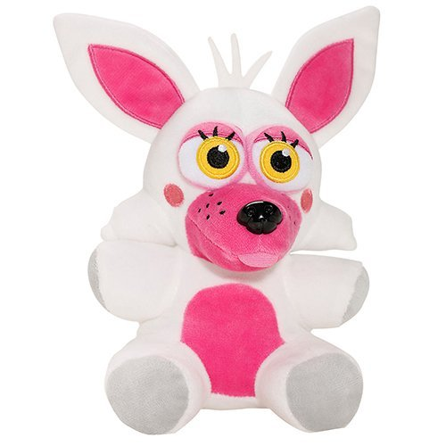 FIVE NIGHTS AT FREDDY'S - Cinque notti di Freddy Funtime Foxy peluche, 6 ""