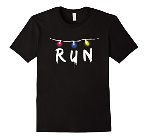 Men's Strange Lights Run Shirt