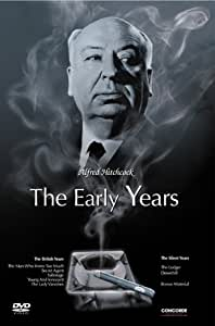 Alfred Hitchcock - The Early Years (6 DVDs)
