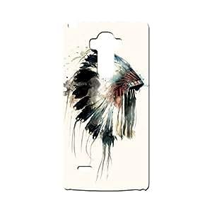 BLUEDIO Designer Printed Back case cover for LG G4 Stylus - G1944