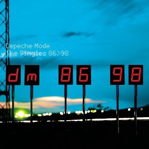 Depeche Mode - The Singles 8698 - Zortam Music
