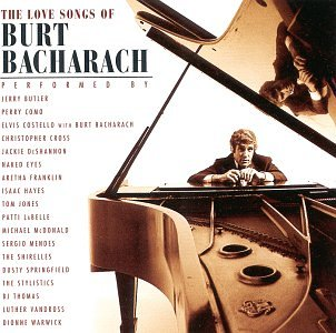 The Love Songs Of Burt Bacharach