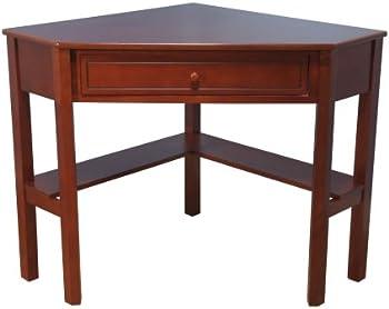 Corner 1-Drawer Writing Desk