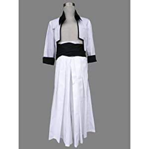 CTMWEB Bleach Cosplay Costume - Grimmjow Arrancar 1st Ver Set XXX-Large