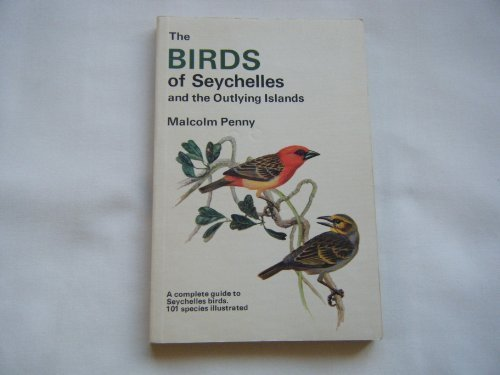 Collins Field Guide Birds of Seychelles (Collins Pocket Guide)