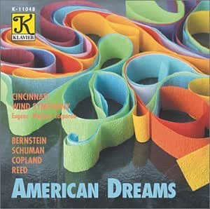 American Dreams: Music by Bernstein, Copland, Schumann and Reed