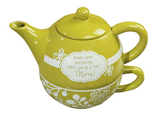 Mom Teapot for One