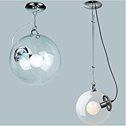 Modern glass chandeliers Ceiling lamps