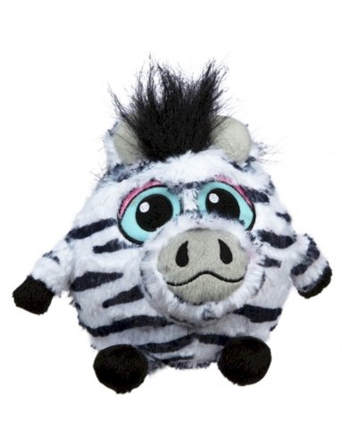 Jay at Play Ear Resistibles Soft-Lite Pets - Zebra - 1