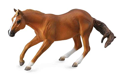 CollectA Quarter Horse Stallion, Sorrel