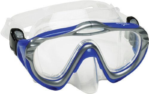 Speedo Junior Hyperdeep Mask, Blue