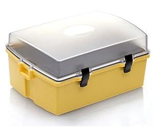 """Witz Sport Cases Utility Dry Box - Waterproof Box 10"""" x 5"""" x 7"""""""