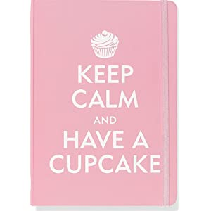 Keep Calm and Have a Cupcake Journal (Diary, Notebook)