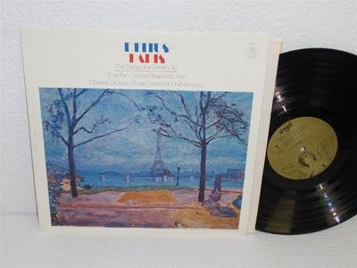 CHARLES GROVES Delius Paris Eventyr / Dance Rhapsody No. 1 LP Angel S-36870 VG+