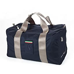 Ferrari microfiber travel bag blue