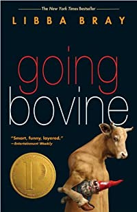 Going Bovine by Libba Bray ebook deal