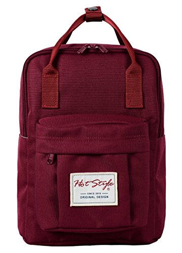 macaron-color-backpack-purse-hotstyle-bestie-waterproof-mini-daypack-for-girls-red