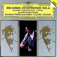 Brahms: Symphonie No. 4; Haydn-Variationen; Nänie