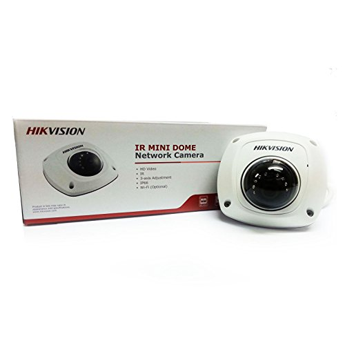 Find Cheap Hikvision DS-2CD2532F-IS 1/3 CMOS 3MP 2.8mm Fixed Focal Lens IR IP Dome Camera HD Wide A...