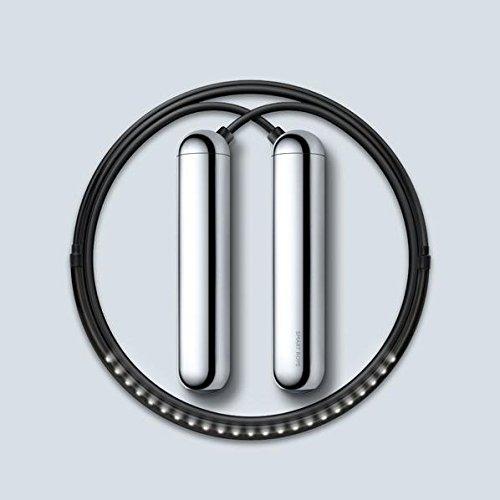 【日本正規代理店品】スマート縄跳び SMART ROPE CHROME Mサイズ SR_CH_M
