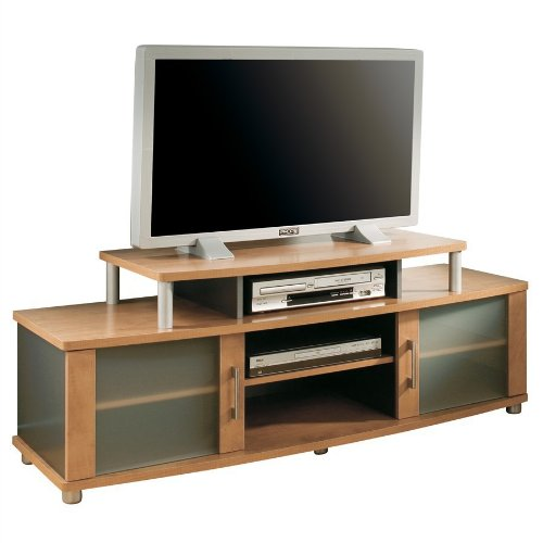 Cheap City Life Collection TV Stand in Charcoal Honeydew Finish By South Shore Furniture (4257-601)