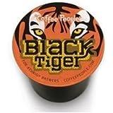 48 Count - Coffee People Black Tiger Bold Coffee K-Cup For Keurig Brewers