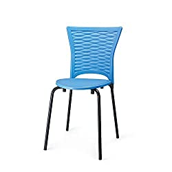 Nilkamal Novella Series-14 Chair (Blue)