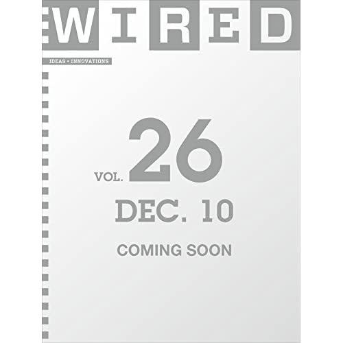 WIRED VOL.26